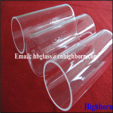 Surtidor sellado vendedor superior del tubo del vidrio de cuarzo fundido