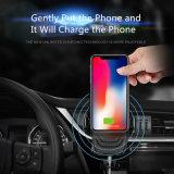 Support téléphone Chargeur de voiture sans fil Qi chargeur voiture sans fil