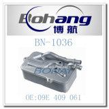 Bonai 자동 예비 품목 VW T5 기름 냉각기 (09E 409 061)