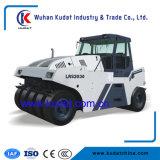 maquinaria de construcción de la marca china Road Roller 30 toneladas de neumáticos