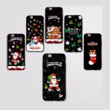 Klassischer Sankt Handy-Fall des Geschenk-TPU für iPhone 8