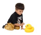 Venda por grosso de Banho Bebé Festa favorece o brinquedo de vinil