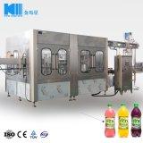 Suco de frutas garrafas de água mineral Bebidas Bebidas/Máquina de plantas de Enchimento