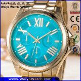 Orologio di modo della vigilanza del quarzo degli uomini su ordinazione di marchio per l'uomo (WY-17005C)