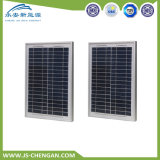comitato solare del modulo solare policristallino 6W con 4 righe e 25 anni di corso della vita