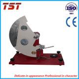 Probador de papel manual y eléctrico de la fuerza de rasgón de Elmendorf de la tela