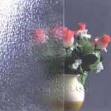 vetro modellato libero/colorato di 3-8mm per il vetro decorativo di arte