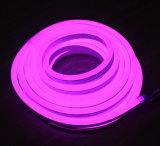 360 seil-Licht des Grad-SMD 2835 LED RGB imprägniern flexibles Neonneondes zeichen-12V