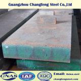 S50C, placa de acero caliente de carbón 1.1210 para laminado en caliente mueren el acero