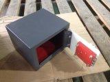 Caixa segura comercial do cofre forte da antiguidade da caixa