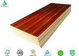 De gemakkelijk-Leidt Melamine Onder ogen gezien MDF van 12mm E1 Raad van uitstekende kwaliteit voor de Plank van het Meubilair, van de Vloer en van de Deur