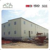 La maison modulaire multifonctionnelle de structure métallique de lumière d'usine/construction mobile/a préfabriqué la Chambre de bureaux
