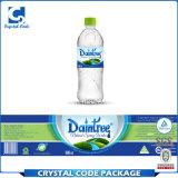 Eco-Friendly бутылка обруча Shrink высокого качества обозначает стикеры