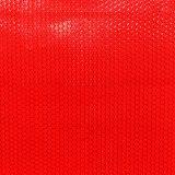 Zoll druckt im Freienbekanntmachenreflektierender Bienenwabe-Aufkleber-materielles Rot