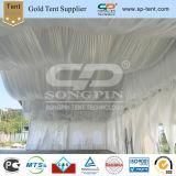 20X40mのガラス壁が付いている卸し売り大きい結婚式の玄関ひさしのテント