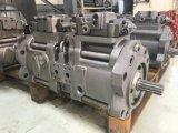 Pompa hydráulica Re-Manufactured de la bomba principal del excavador de Kawasaki K3V112dt R215-9