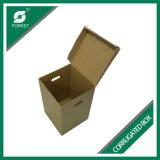 관례에 의하여 인쇄되는 상단과 바닥 기록 보관소 상자