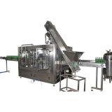 びん詰めにするビール満ちる水生産機械を作る