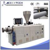 Máquina del tubo de la protuberancia Line/PVC del tubo doble