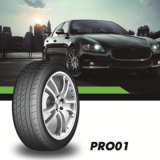 Neumático sin tubo radial del HP de la polimerización en cadena del neumático de coche con el ECE