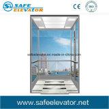 Gravure miroir classique Passengerelevator ascenseur résidentiel
