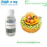 음식 급료 E 액체를 위한 높은 집중된 숲 과일 취향