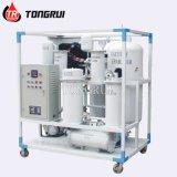 Máquina de limpeza do óleo hidráulico da máquina de Filtragem do Óleo Hidráulico
