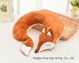 Caricatura U - almohada con forma de dibujos animados de algodón de PP proveedor chino de Fox