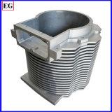 주문 알루미늄 합금 ADC12 찬 압력은 주물 탱크 덮개를 정지한다
