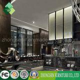 Estilo de moda internacional de la habitación de hotel de estrella de madera (ZSTF-04)