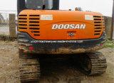 Mini-pelle utilisée Doosan DH80/DH70 pour la vente d'origine