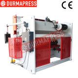 Machine de cintrage de plaque métallique hydraulique avec Delem Da52s