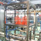 Máquina de la planta de embotellamiento del agua de la bebida de 5 galones