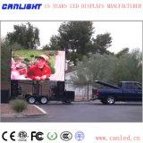 Schermo di visualizzazione mobile del LED del bus dello schermo di visualizzazione del LED del tassì dello schermo di visualizzazione del LED del camion dello schermo di visualizzazione del LED P6mm per la pubblicità mobile