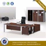 Escritorio de oficina de madera clásico de los muebles de oficinas de la talla grande (HX-CK010)