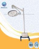 II van de LEIDENE van de Reeks Licht 500 Verrichting van Shadowless Medisch Mobiel met Batterij