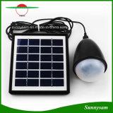 屋外庭のホームのための携帯用リモート・コントロール太陽キャンプの電球ライト