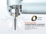 セリウムおよびFDAの公認の小型押しボタンの倍のはめば歯車歯科高速Handpiece