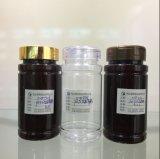 食品等級薬のためのカスタマイズされた150mlペット空のプラスチック包装のびんかカプセルまたはカルシウムまたはSGS ISOの丸薬