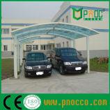 Ripari portatili dell'automobile del tetto del policarbonato personalizzati blocco per grafici della lega di Aluminuim