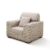 Sofa de loisirs de modèle moderne pour les meubles de maison de salle de séjour - Fb1112