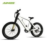 bicicleta eléctrica del neumático gordo del motor del engranaje de 48V 250W 500W 750W 1000W