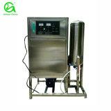L'eau ozonée commerciale pour le restaurant du générateur de légumes et de lavage de la viande