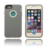 Het Geval van de Telefoon van de Dekking van de Telefoon van het Silicone van de goede Kwaliteit voor iPhone 6 Geval