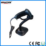 Handheld laser bar code scanner with flexible Holder status and car SENSE Function Mj2809at