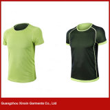 Tshirts feito-à-medida do poliéster da impressão do Sublimation (R11)