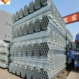 Caldo caldo di vendite tuffato galvanizzato saldato intorno al tubo d'acciaio