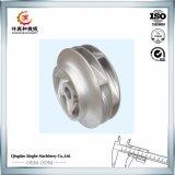 Couvercle en fonte ductile personnalisé le rotor de pompe