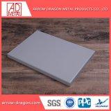 PVDF revêtement en aluminium de 20 ans de garantie des panneaux muraux pour Hall Wall/ Mur de l'élévateur