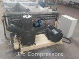 30bar Compressor de in twee stadia van de Lucht van de Hoge druk van het Afgietsel van de Slag